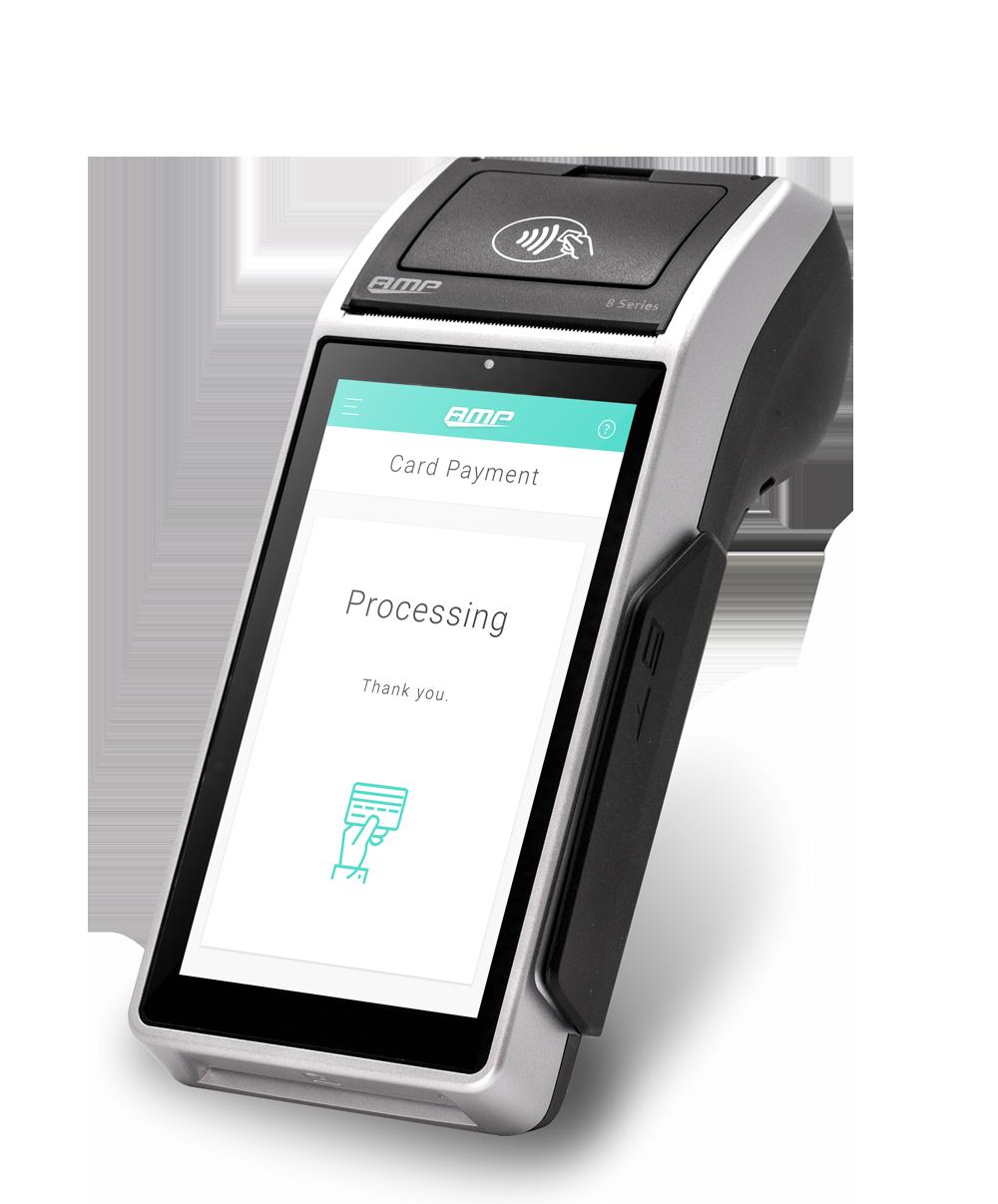 AMP 8000 EMV Smart Payment Terminal