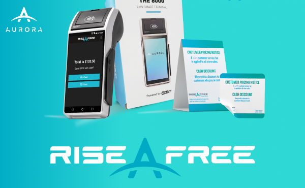 Aurora Releases Proprietary Software, Rise Free. Full-service provider partners with AMP Inc. to develop smart payment software to empower small and medium-sized businesses.